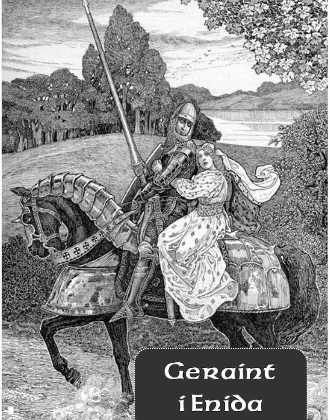 Geraint i Enida - Ebook (Książka EPUB) do pobrania w formacie EPUB