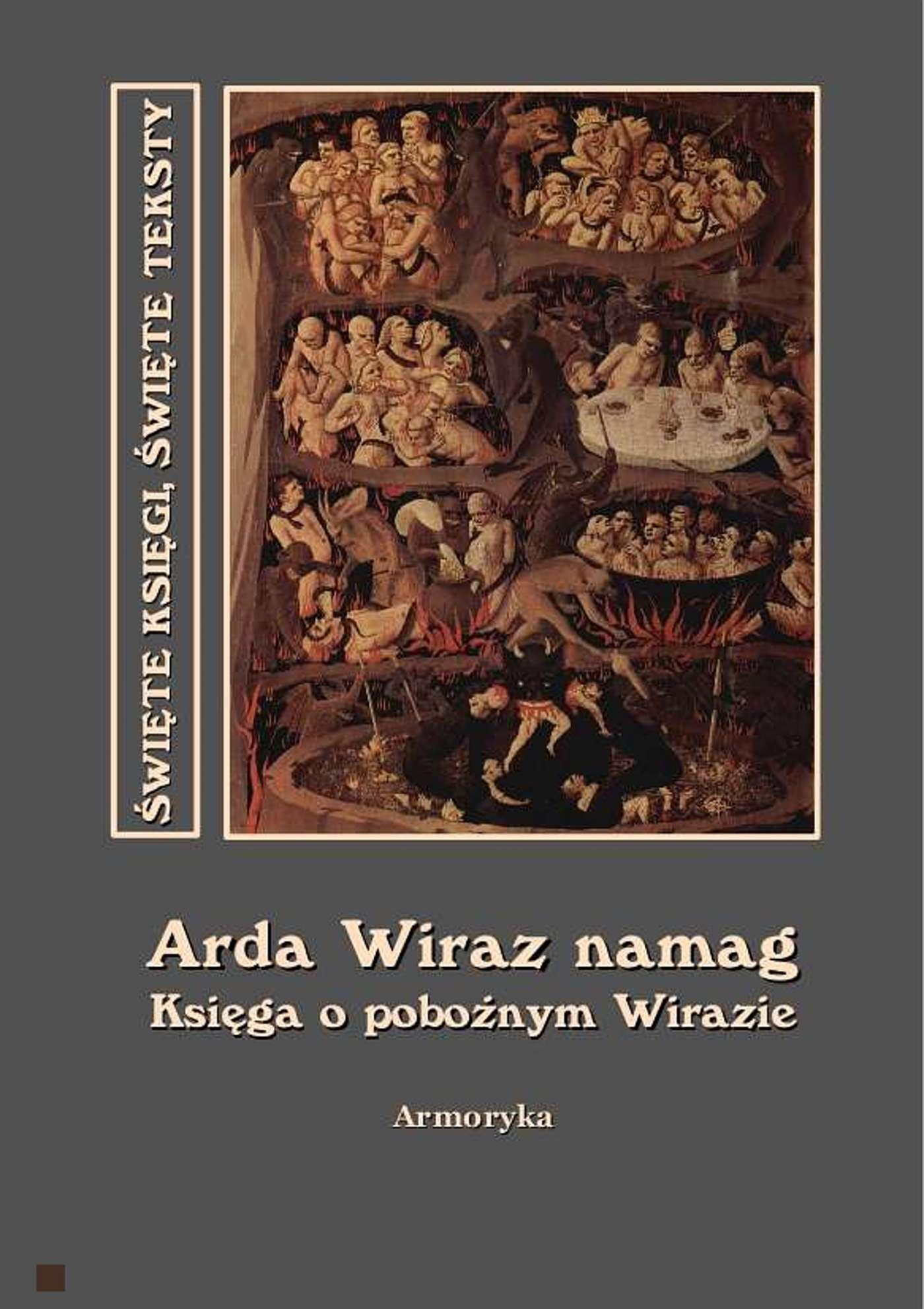 Arda Wiraz namag. Księga o pobożnym Wirazie - Ebook (Książka EPUB) do pobrania w formacie EPUB
