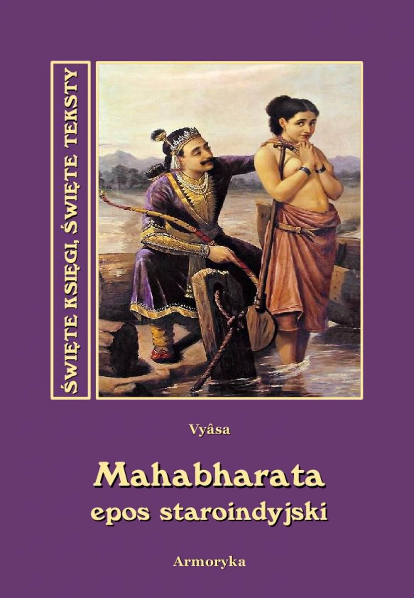 Mahabharata. Epos indyjski - Ebook (Książka EPUB) do pobrania w formacie EPUB