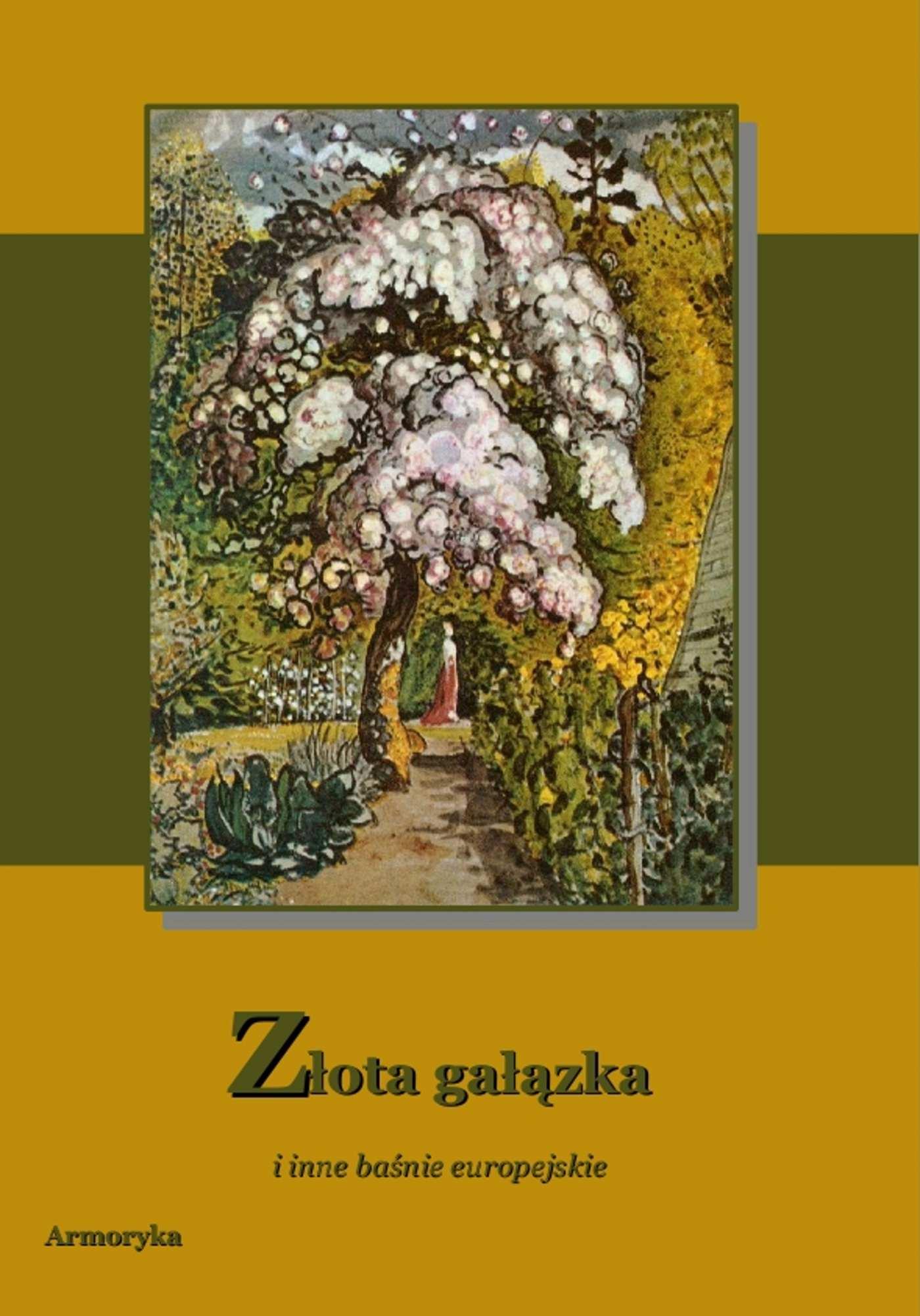 Złota gałązka - Ebook (Książka EPUB) do pobrania w formacie EPUB