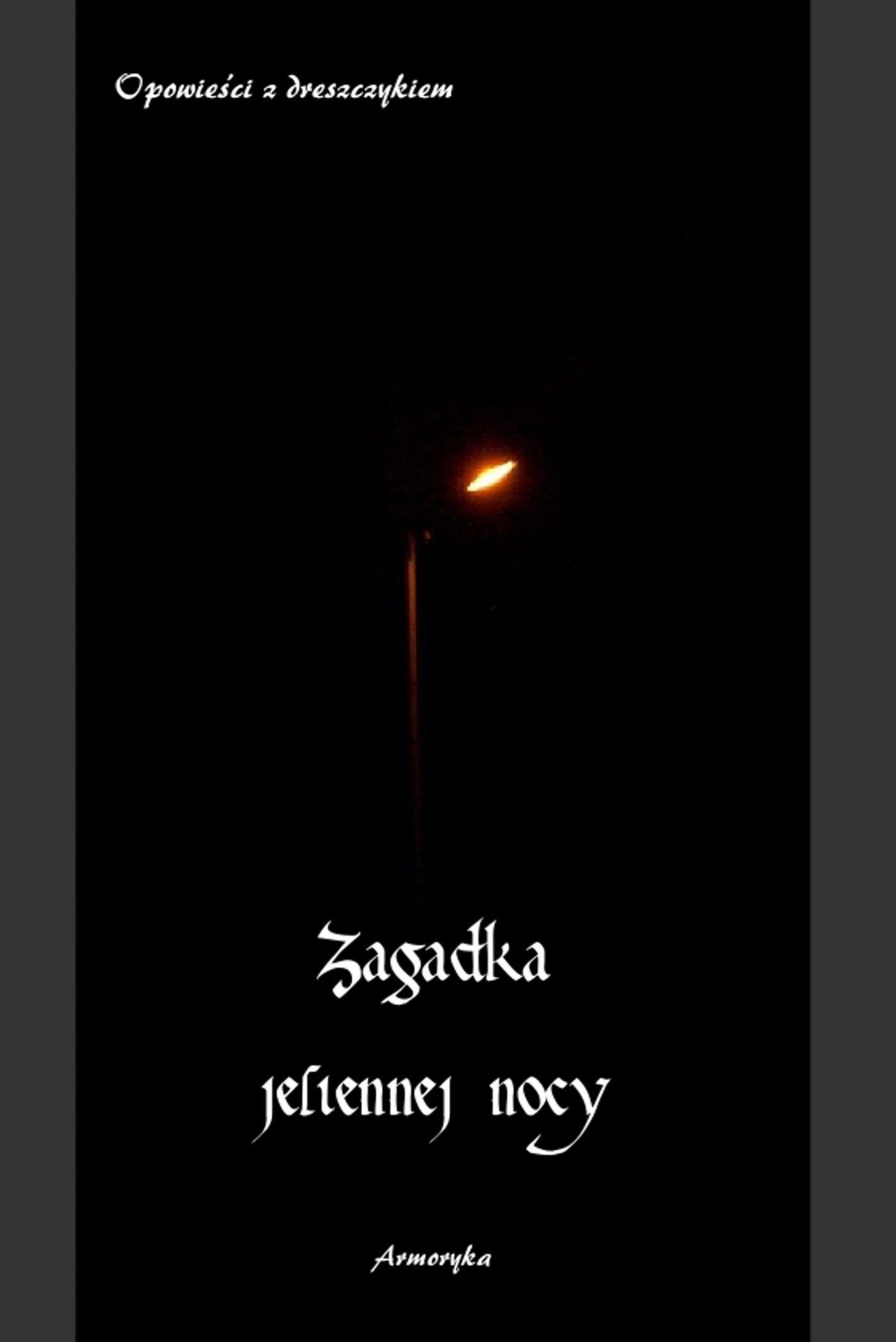 Zagadka Jesiennej nocy. Opowieści z dreszczykiem - Ebook (Książka EPUB) do pobrania w formacie EPUB