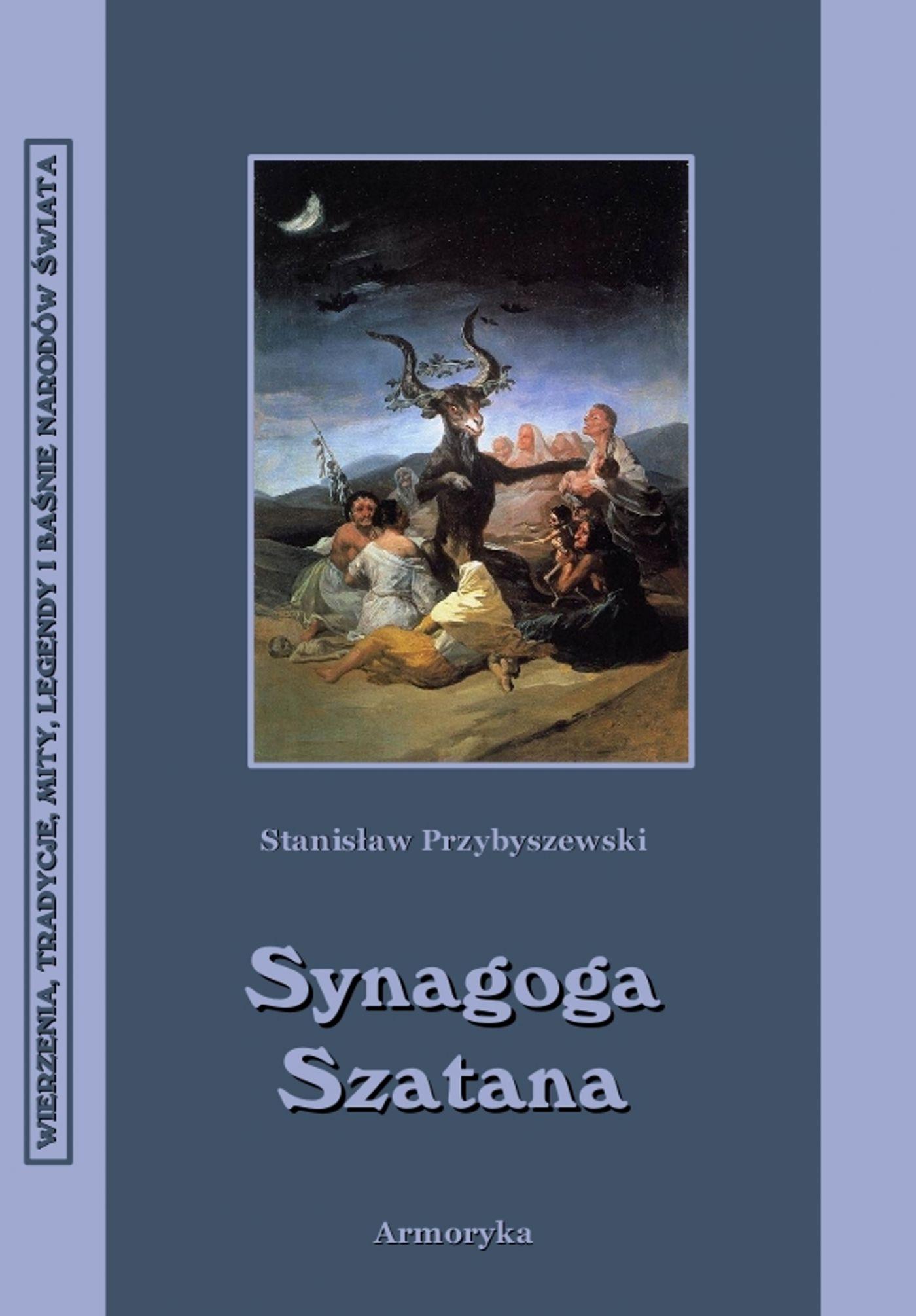 Synagoga Szatana - Ebook (Książka EPUB) do pobrania w formacie EPUB