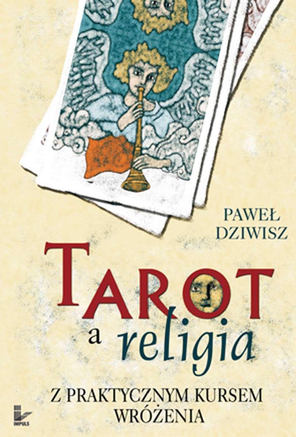 Tarot a religia - Ebook (Książka EPUB) do pobrania w formacie EPUB