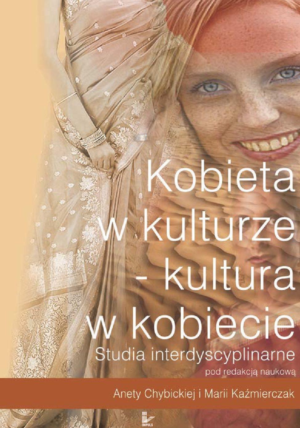 Kobieta w kulturze - kultura w kobiecie - Ebook (Książka EPUB) do pobrania w formacie EPUB