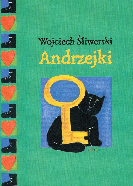Andrzejki - Ebook (Książka EPUB) do pobrania w formacie EPUB