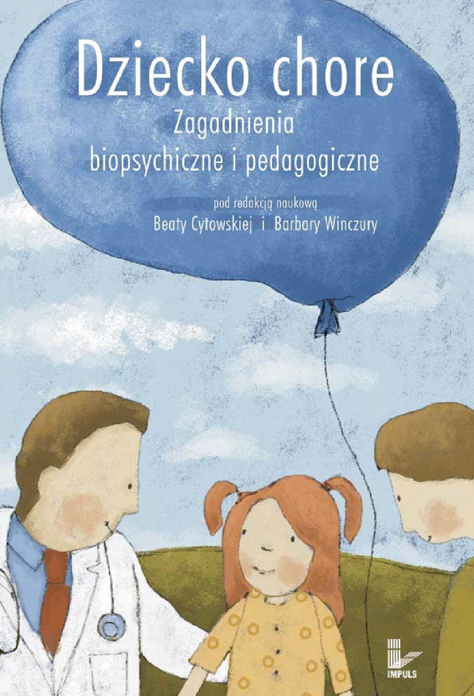 Dziecko chore - Ebook (Książka EPUB) do pobrania w formacie EPUB