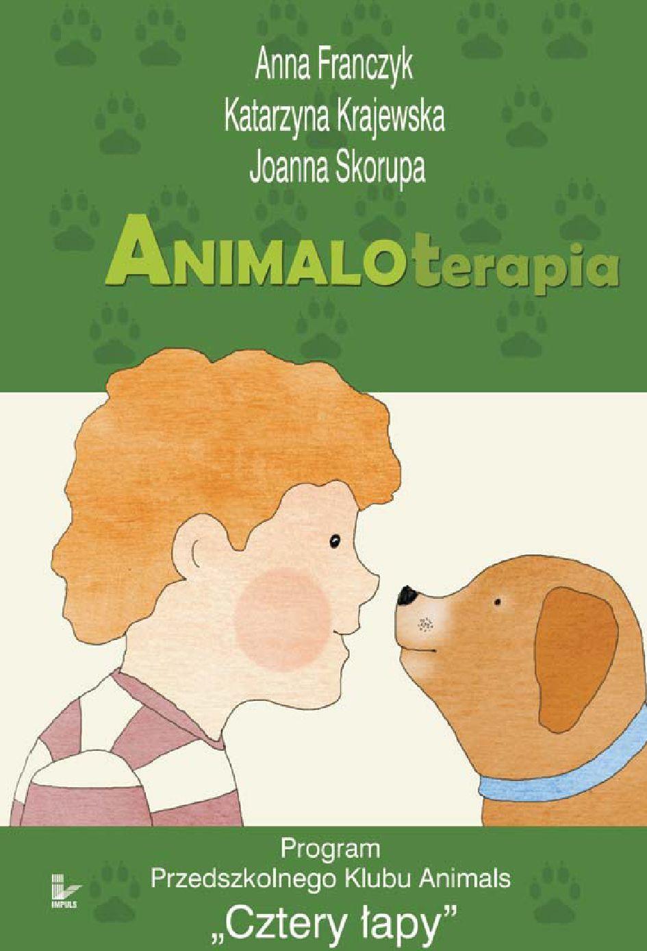 Animaloterapia - Ebook (Książka EPUB) do pobrania w formacie EPUB