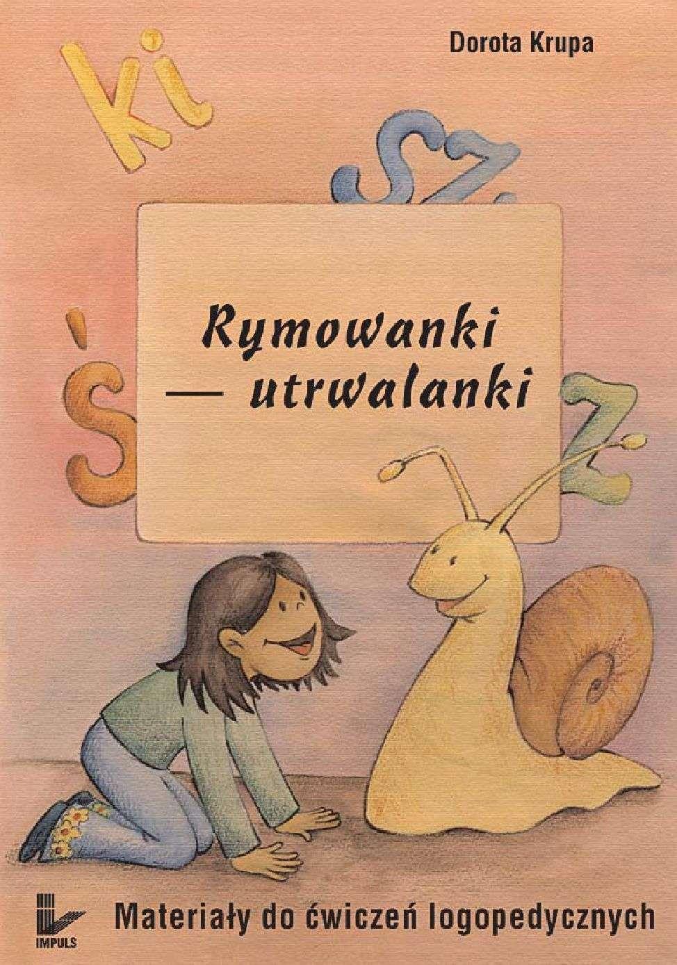 Rymowanki utrwalanki - Ebook (Książka EPUB) do pobrania w formacie EPUB