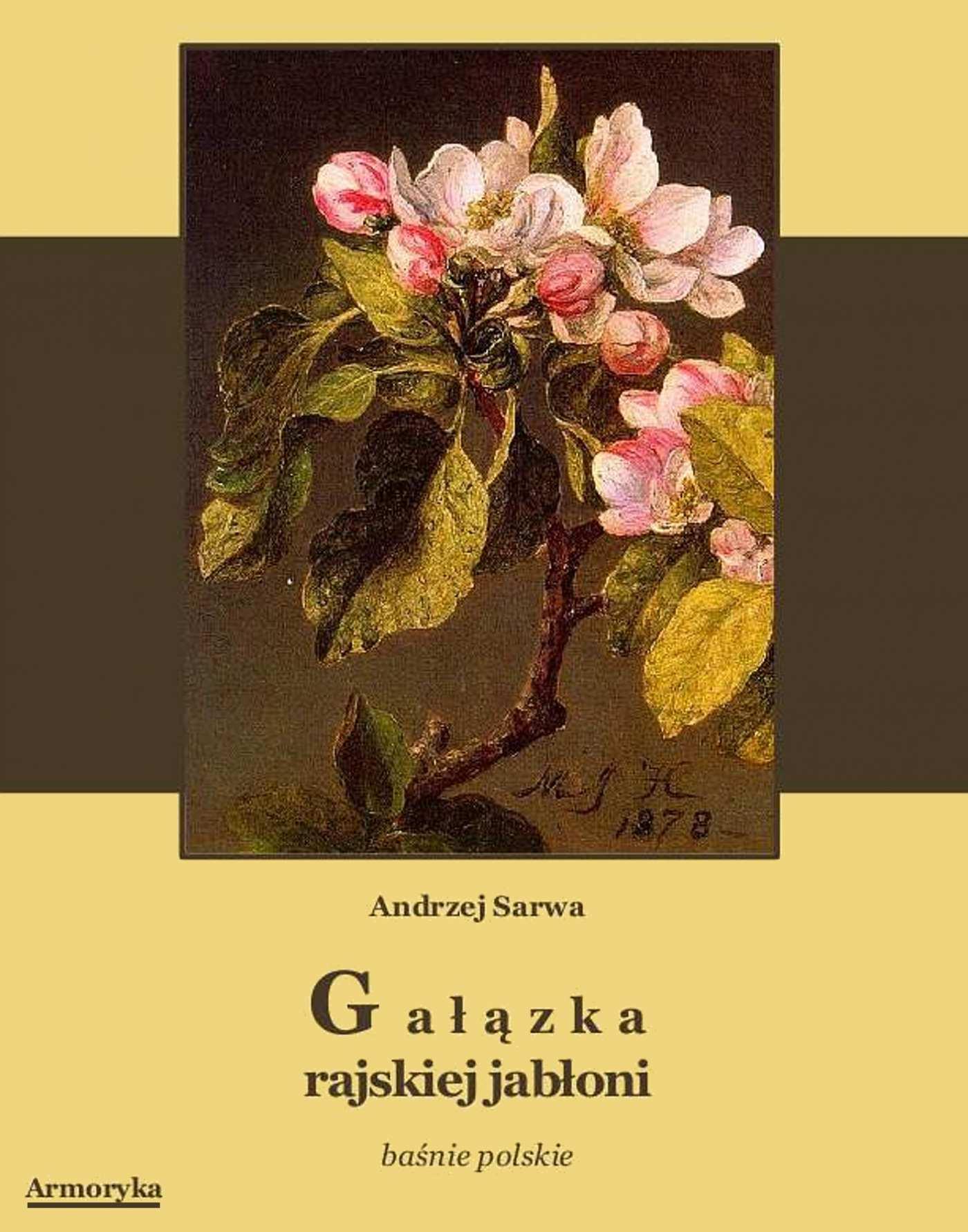 Gałązka rajskiej jabłoni - Ebook (Książka EPUB) do pobrania w formacie EPUB