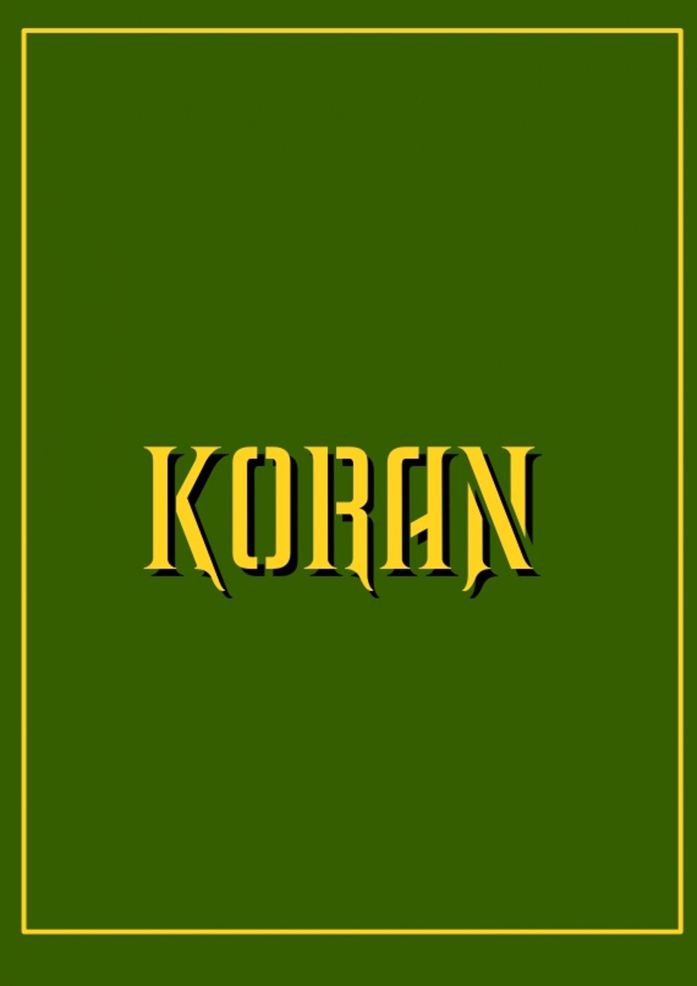Koran - Ebook (Książka EPUB) do pobrania w formacie EPUB