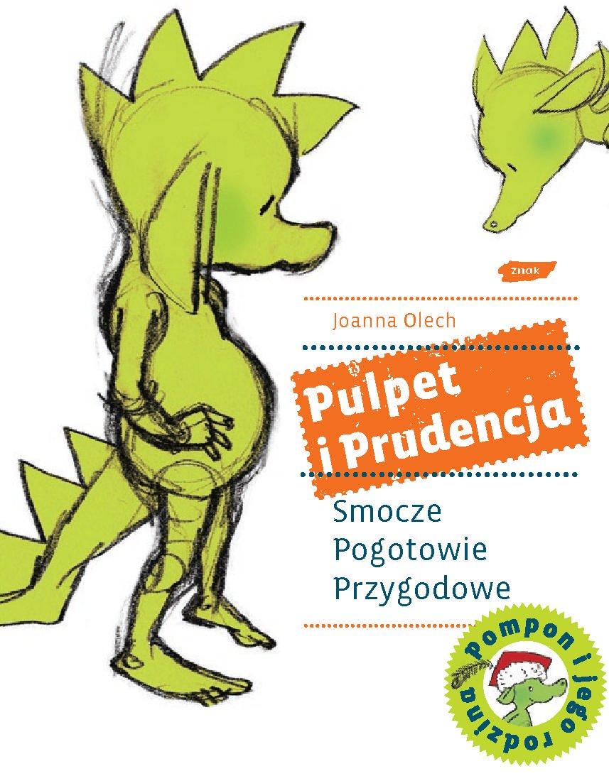 Pulpet i Prudencja. Smocze Pogotowie Przygodowe - Ebook (Książka EPUB) do pobrania w formacie EPUB