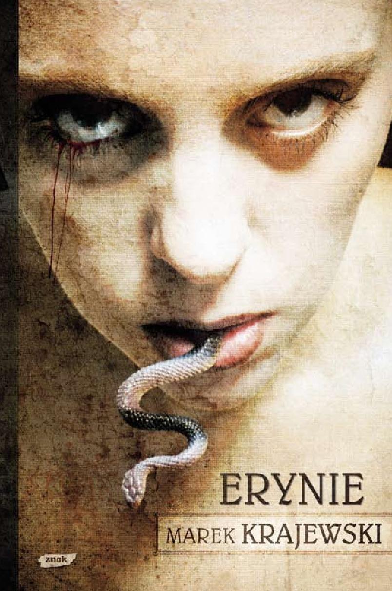 Erynie - Ebook (Książka EPUB) do pobrania w formacie EPUB