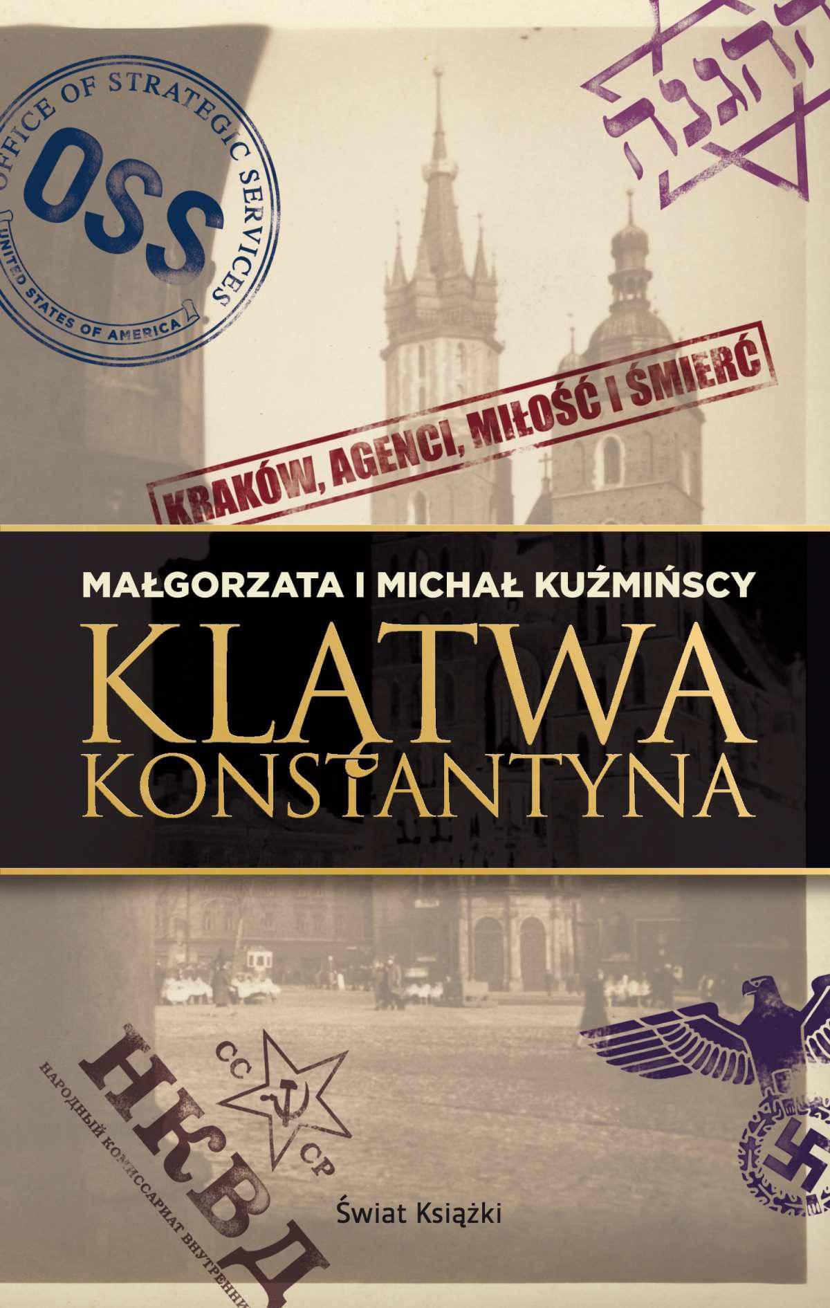 Klątwa Konstantyna - Ebook (Książka EPUB) do pobrania w formacie EPUB
