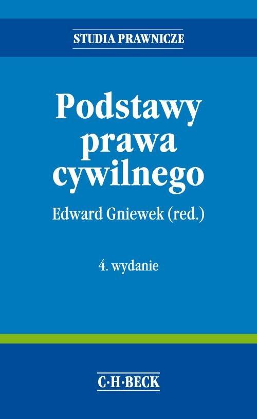 Podstawy prawa cywilnego - Ebook (Książka PDF) do pobrania w formacie PDF
