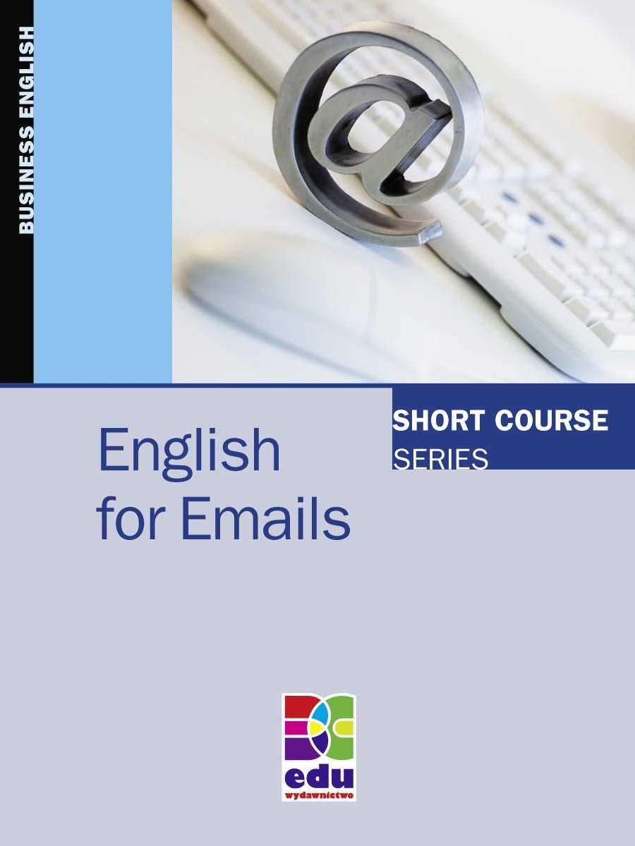 English for Emails - Ebook (Książka PDF) do pobrania w formacie PDF