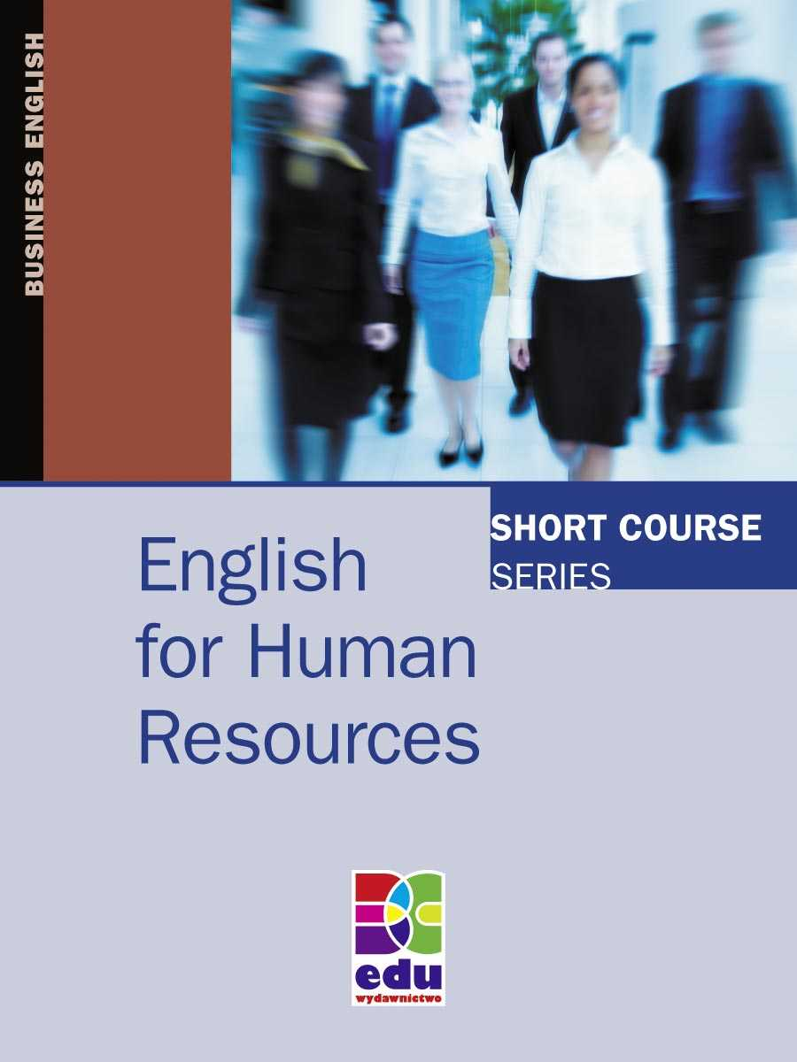 English for Human Resources - Ebook (Książka PDF) do pobrania w formacie PDF