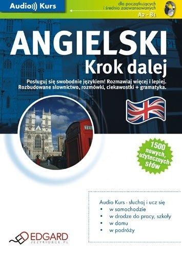 Angielski. Krok dalej - Audiobook (Książka audio MP3) do pobrania w całości w archiwum ZIP