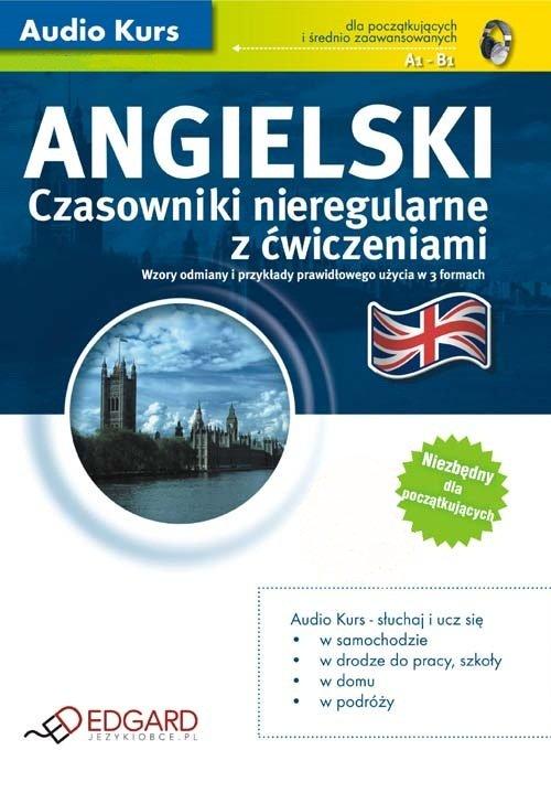 Angielski Czasowniki nieregularne - Audiobook (Książka audio MP3) do pobrania w całości w archiwum ZIP