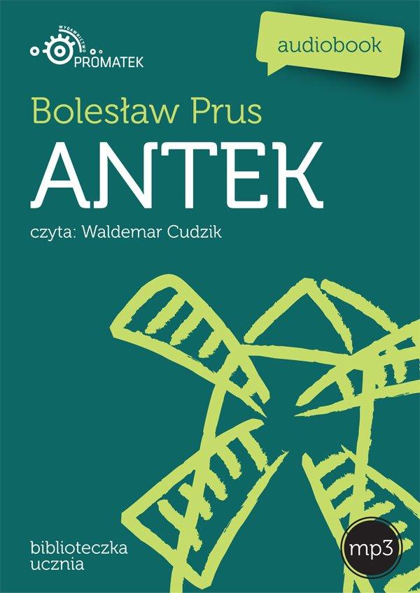 Antek - Audiobook (Książka audio MP3) do pobrania w całości w archiwum ZIP