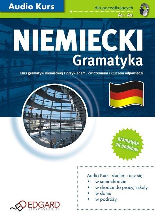 Niemiecki Gramatyka - Audiobook (Książka audio MP3) do pobrania w całości w archiwum ZIP