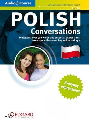 Polski Konwersacje Polish Conversations - Audiobook (Książka audio MP3) do pobrania w całości w archiwum ZIP