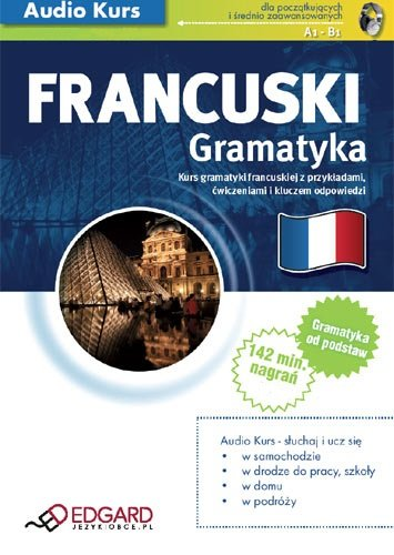 Francuski Gramatyka - Audiobook (Książka audio MP3) do pobrania w całości w archiwum ZIP