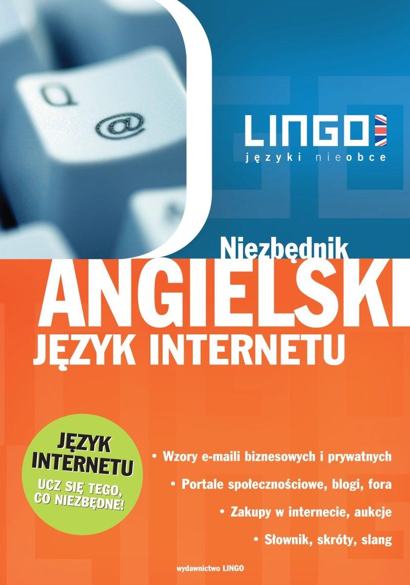 Angielski język internetu. Niezbędnik - Ebook (Książka PDF) do pobrania w formacie PDF
