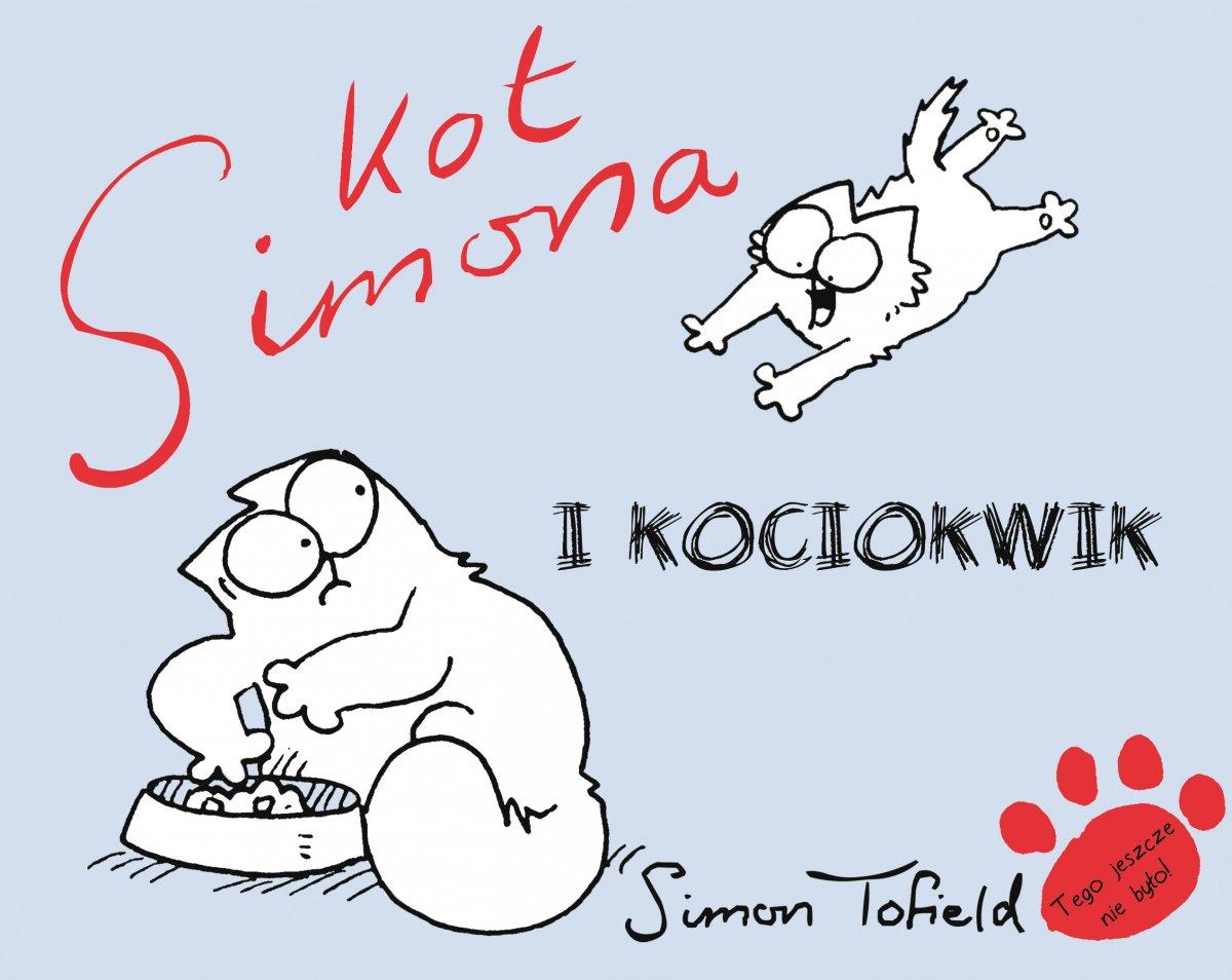 Kot Simona i kociokwik - Ebook (Książka PDF) do pobrania w formacie PDF