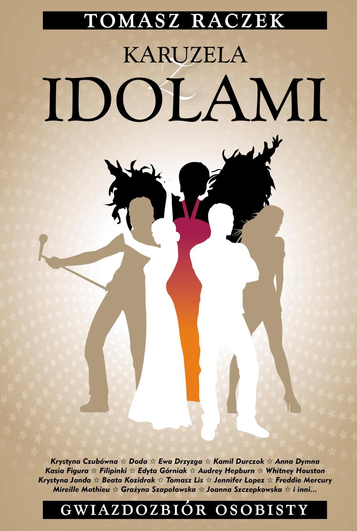 Karuzela z idolami - Ebook (Książka EPUB) do pobrania w formacie EPUB