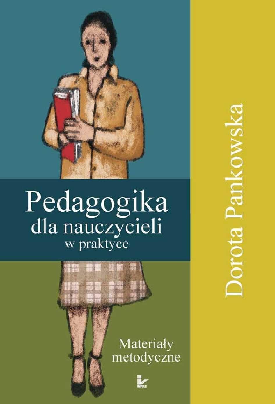 Pedagogika dla nauczycieli w praktyce - Ebook (Książka PDF) do pobrania w formacie PDF
