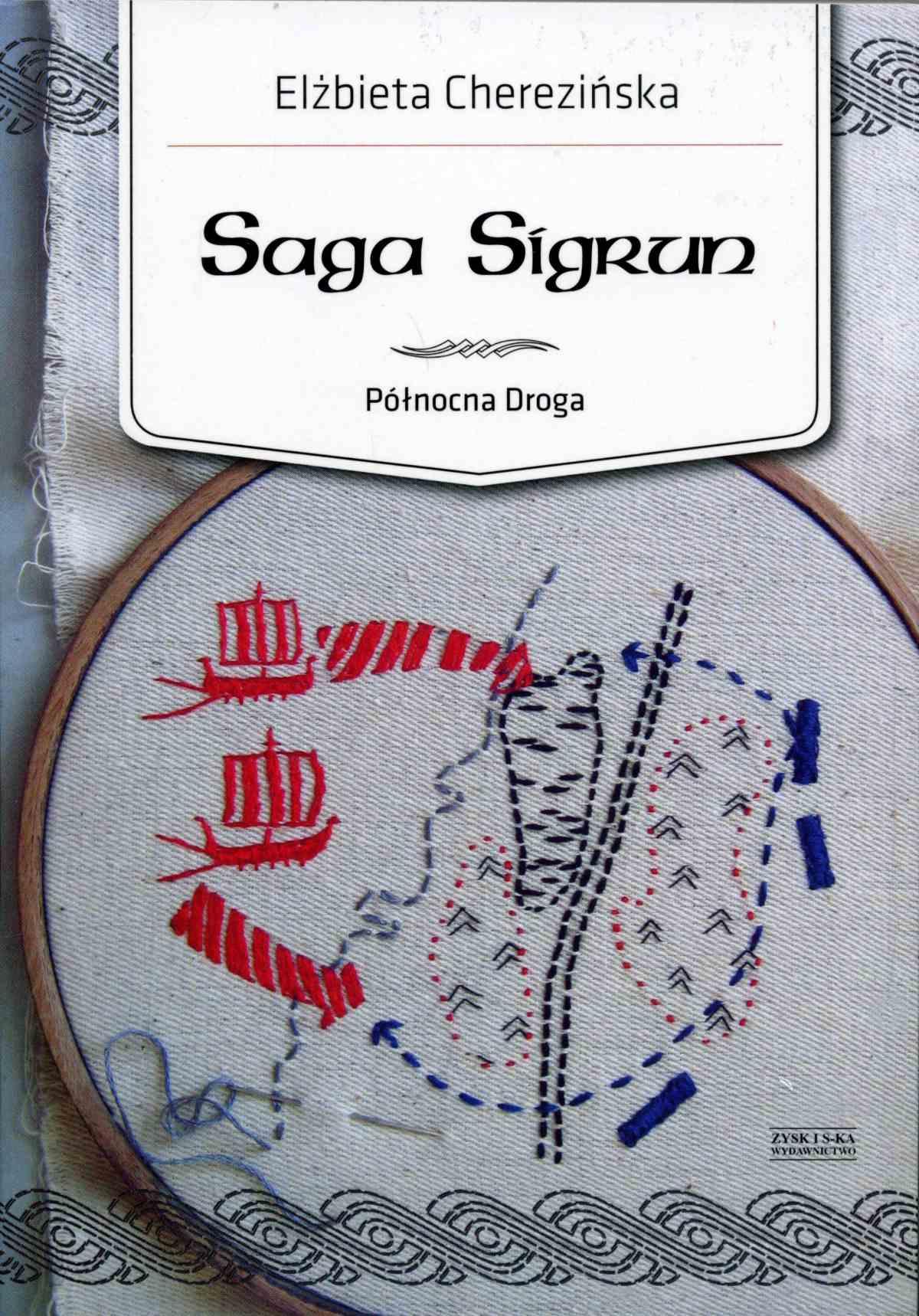 Saga Sigrun - Ebook (Książka EPUB) do pobrania w formacie EPUB