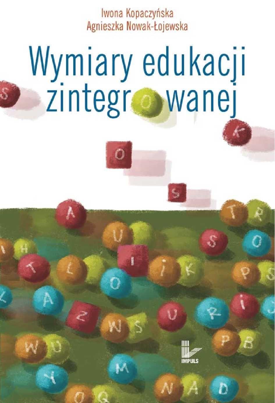 Wymiary edukacji zintegrowanej - Ebook (Książka EPUB) do pobrania w formacie EPUB
