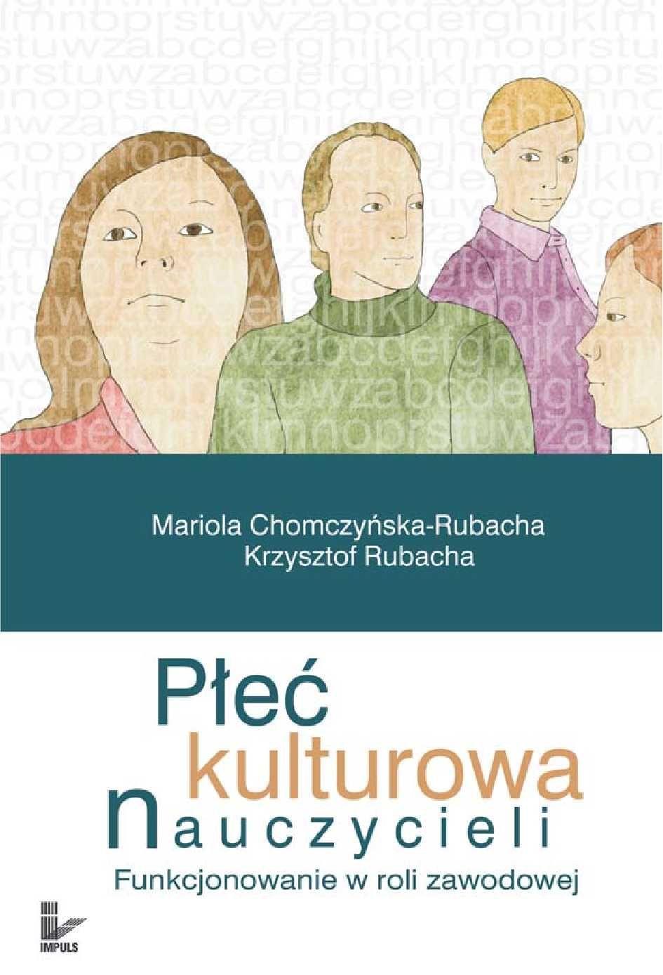 Płeć kulturowa nauczycieli - Ebook (Książka EPUB) do pobrania w formacie EPUB