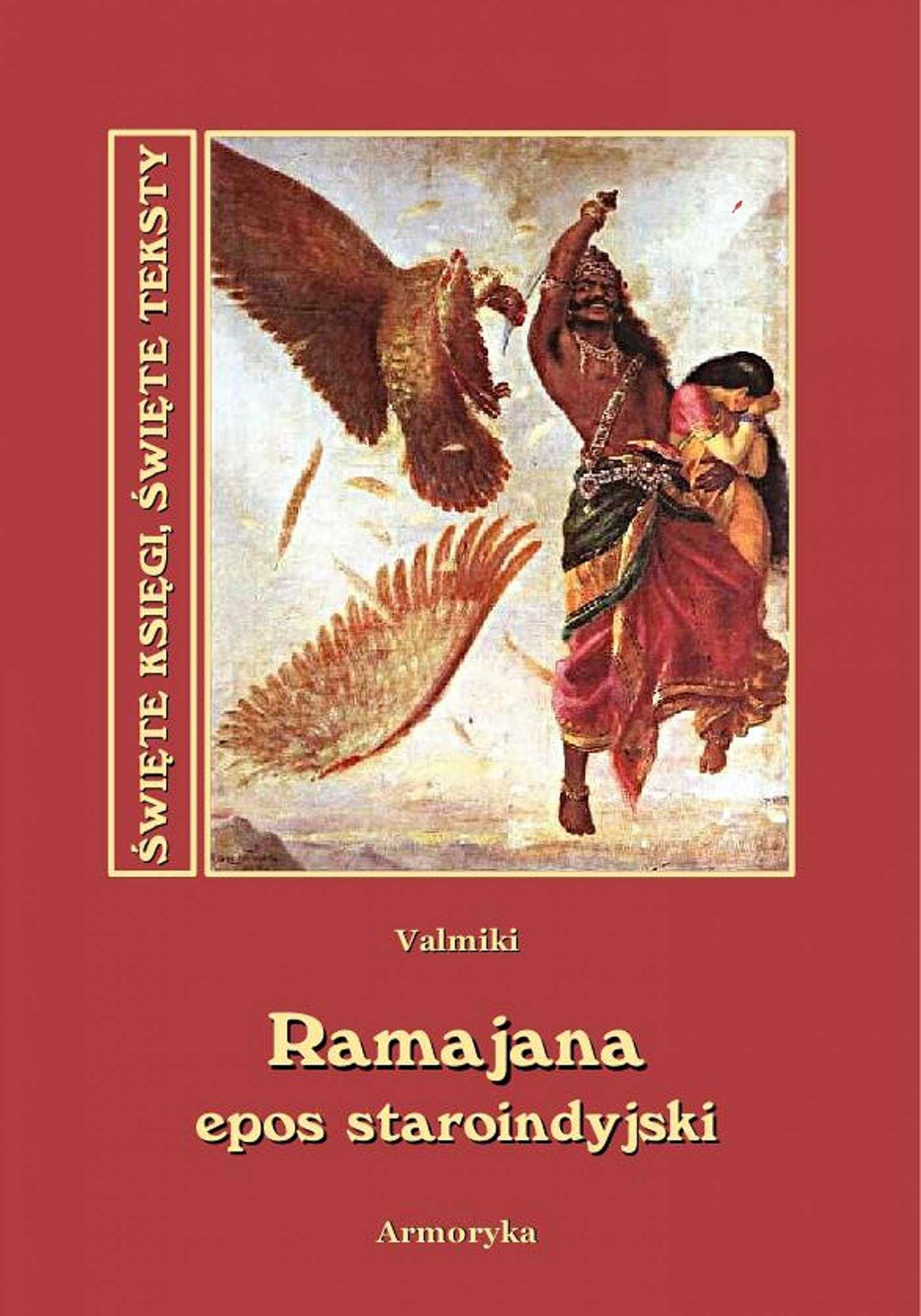Ramajana. Epos indyjski - Ebook (Książka EPUB) do pobrania w formacie EPUB