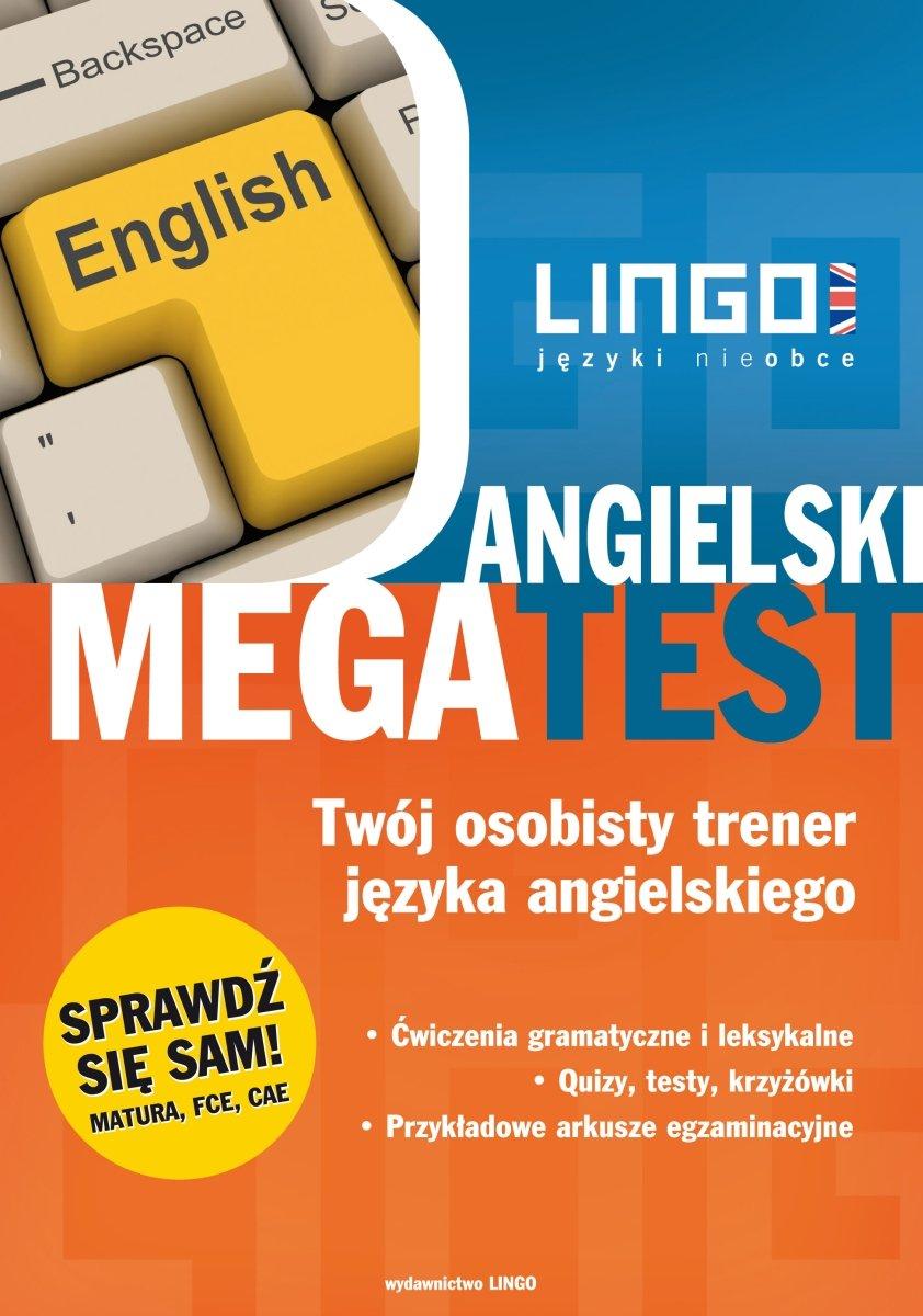 Angielski. Megatest - Ebook (Książka PDF) do pobrania w formacie PDF