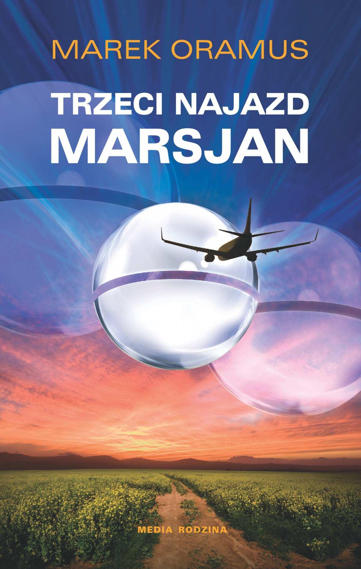 Trzeci najazd Marsjan - Ebook (Książka EPUB) do pobrania w formacie EPUB