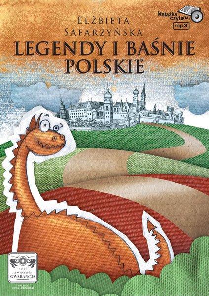 Legendy i baśnie polskie - Audiobook (Książka audio MP3) do pobrania w całości w archiwum ZIP