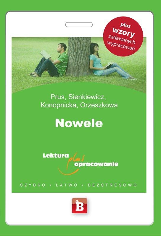 Nowele - Ebook (Książka PDF) do pobrania w formacie PDF