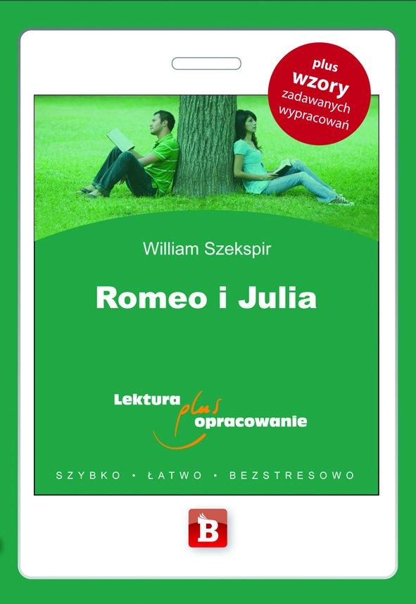 Romeo i Julia - Ebook (Książka PDF) do pobrania w formacie PDF