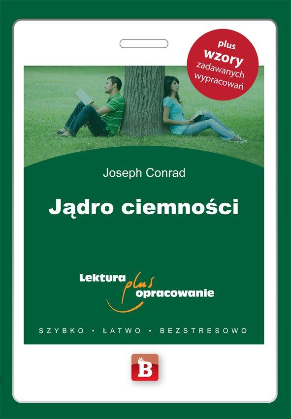 Jądro ciemności - Ebook (Książka PDF) do pobrania w formacie PDF