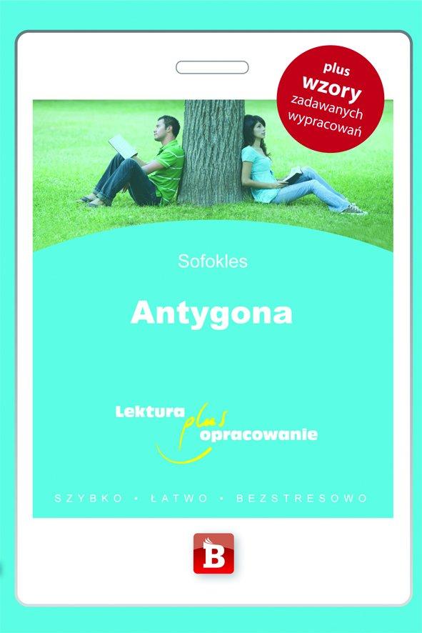 Antygona - Ebook (Książka PDF) do pobrania w formacie PDF
