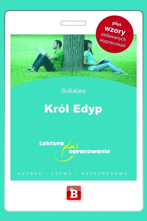 Król Edyp - Ebook (Książka PDF) do pobrania w formacie PDF