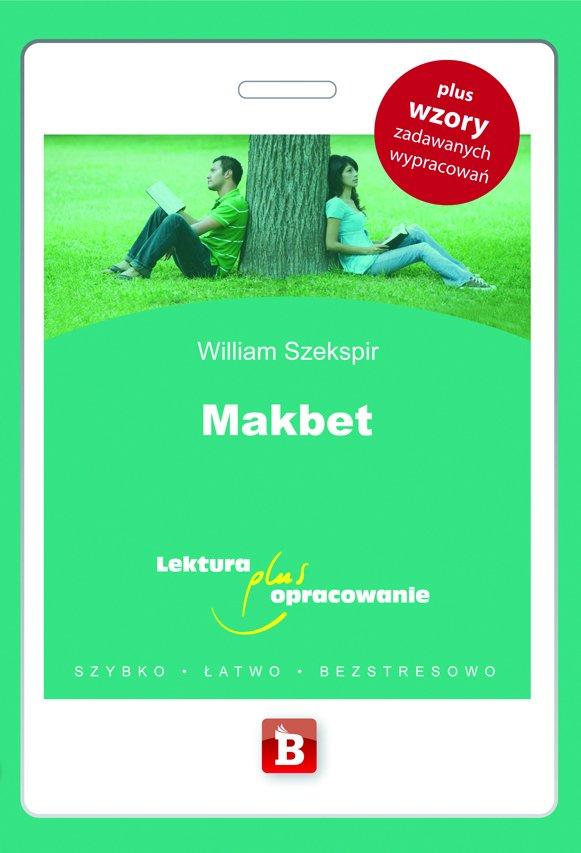 Makbet - Ebook (Książka PDF) do pobrania w formacie PDF