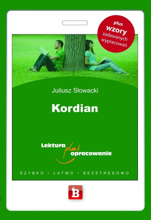 Kordian - Ebook (Książka PDF) do pobrania w formacie PDF