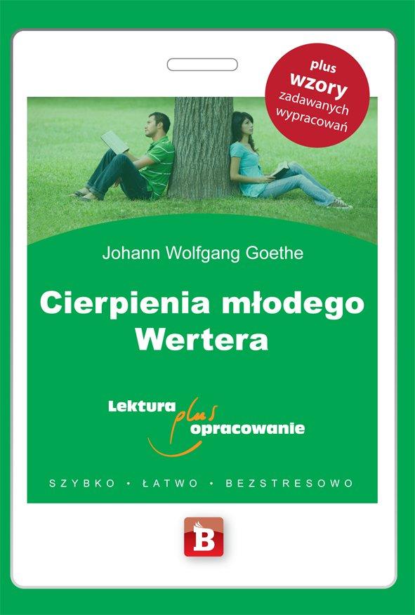 Cierpienia młodego Wertera - Ebook (Książka PDF) do pobrania w formacie PDF