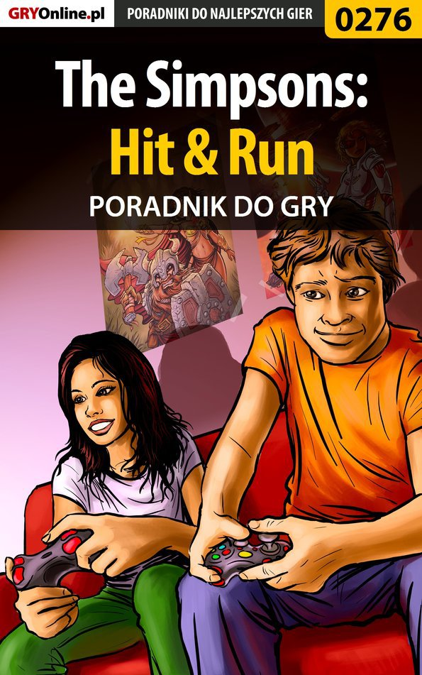 The Simpsons: Hit  Run - poradnik do gry - Ebook (Książka PDF) do pobrania w formacie PDF