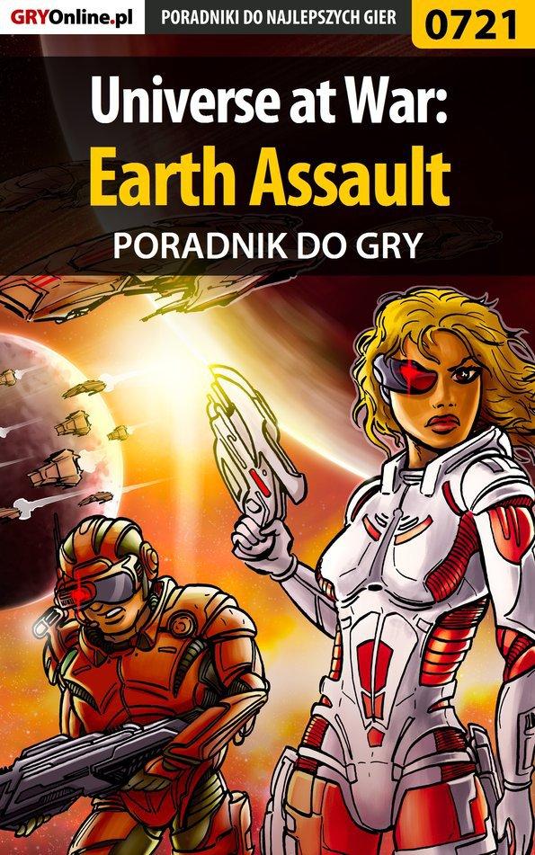 Universe at War: Earth Assault - poradnik do gry - Ebook (Książka PDF) do pobrania w formacie PDF