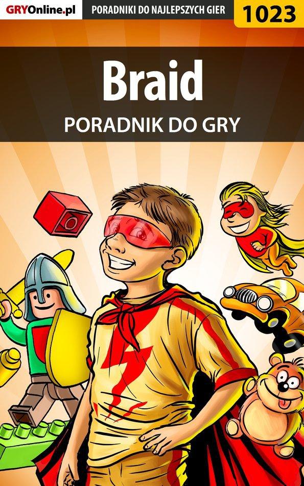 Braid - poradnik do gry - Ebook (Książka PDF) do pobrania w formacie PDF
