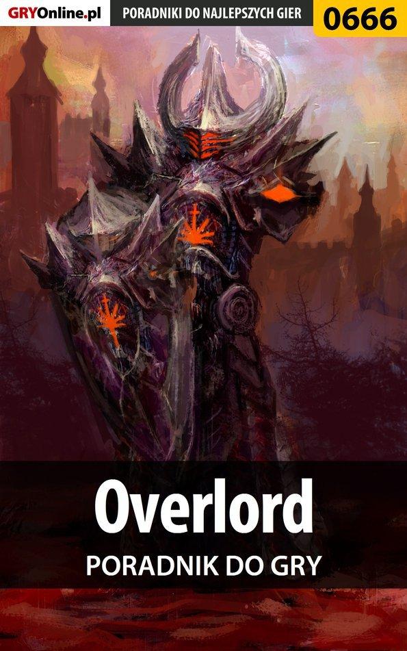 Overlord - poradnik do gry - Ebook (Książka PDF) do pobrania w formacie PDF