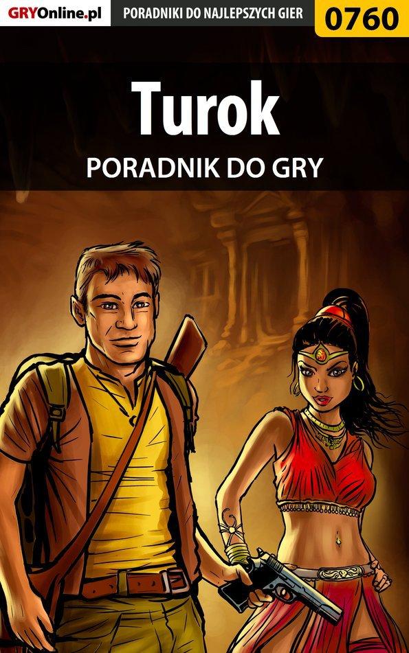 Turok - poradnik do gry - Ebook (Książka PDF) do pobrania w formacie PDF
